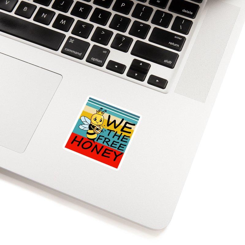 WE THE FREE HONEY Accessories Sticker by Saksham Artist Shop