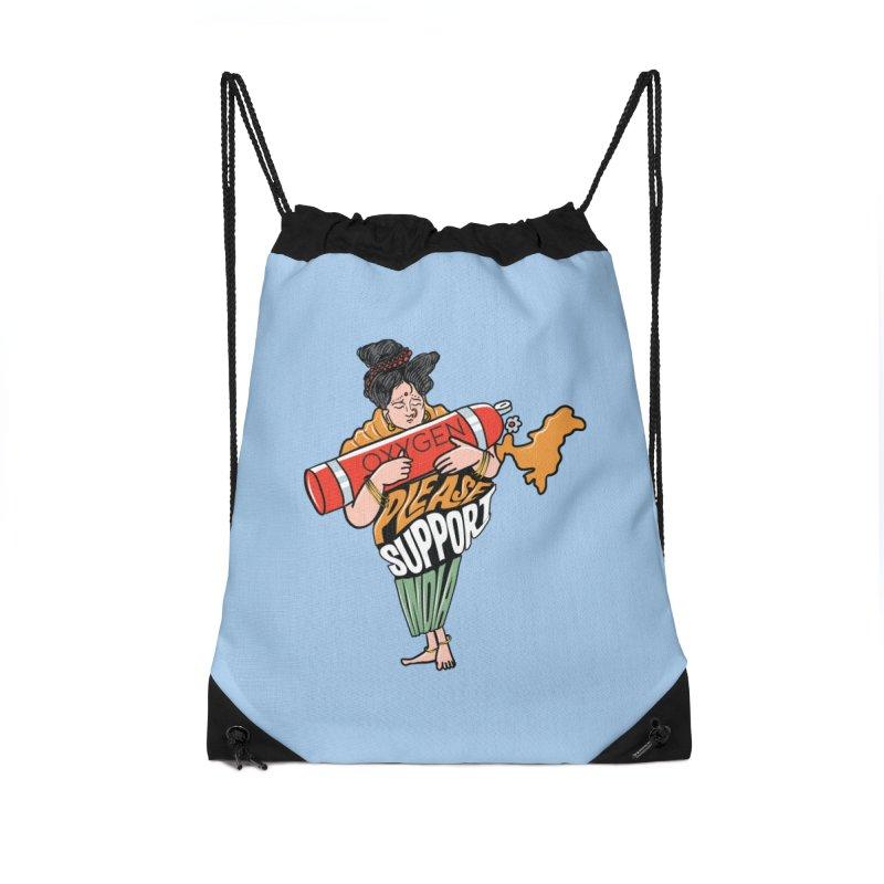 Please support India Accessories Bag by Saksham Artist Shop