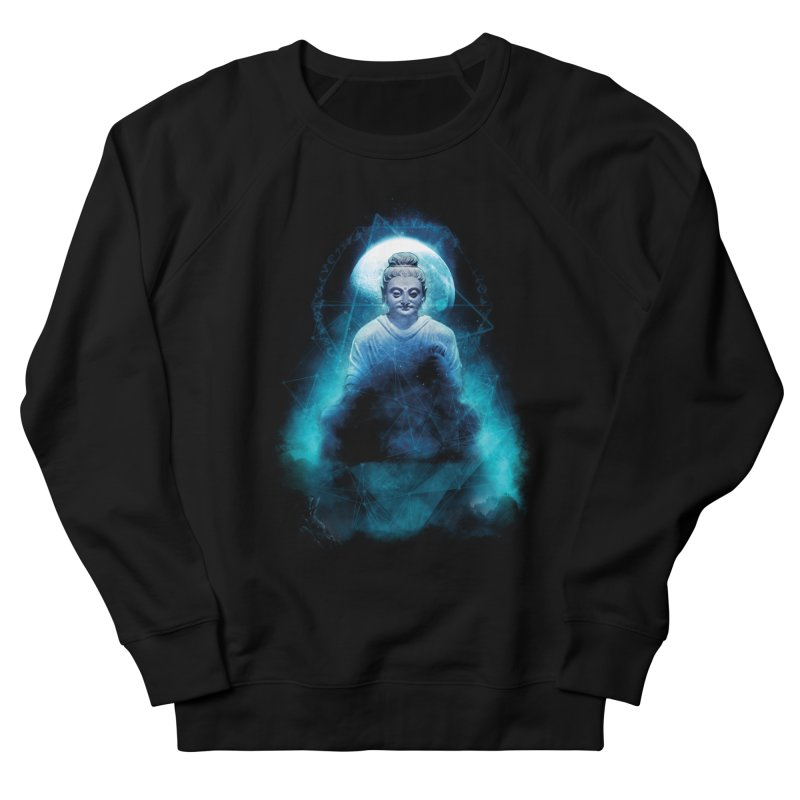 Buddham Sharnam Gachchami Men's Sweatshirt by saksham's Artist Shop
