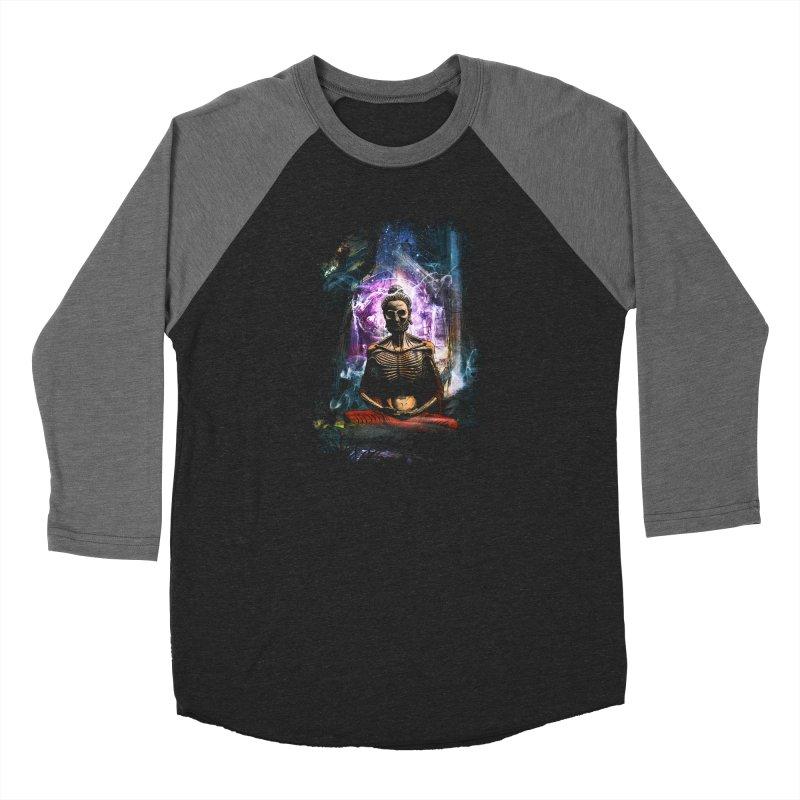 Spiritual Healing Men's Baseball Triblend Longsleeve T-Shirt by Saksham Artist Shop