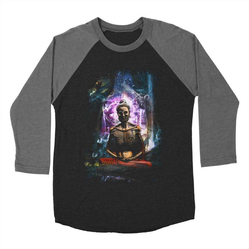 Spiritual Healing Women's Baseball Triblend Longsleeve T-Shirt by Saksham Artist Shop