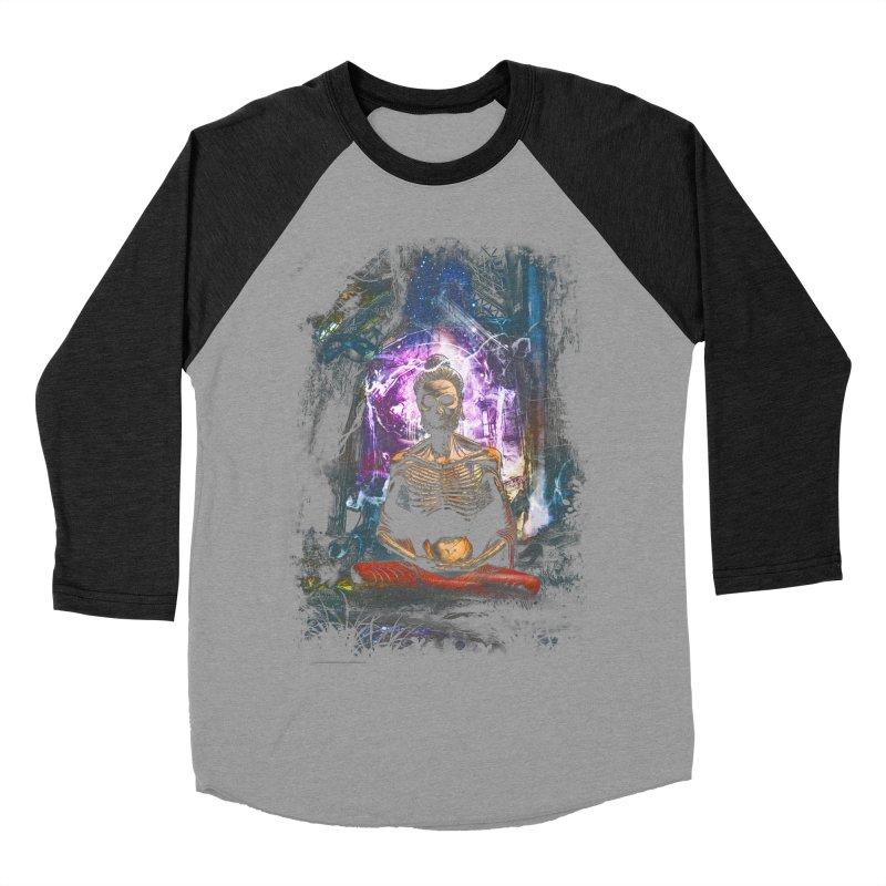 Spiritual Healing Women's Baseball Triblend T-Shirt by saksham's Artist Shop