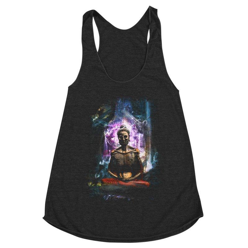Spiritual Healing Women's Tank by Saksham Artist Shop