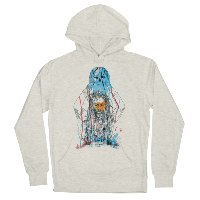 Alakh Women's French Terry Pullover Hoody by saksham's Artist Shop
