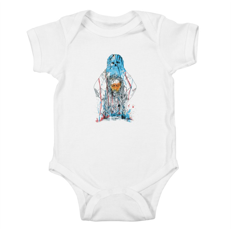 Alakh Kids Baby Bodysuit by Saksham Artist Shop