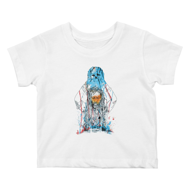 Alakh Kids Baby T-Shirt by Saksham Artist Shop