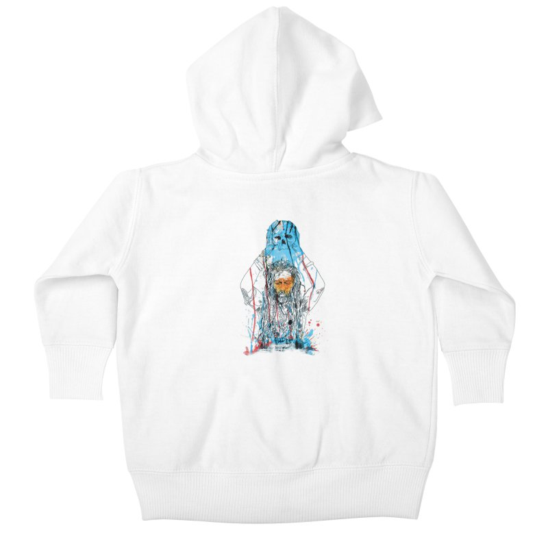 Alakh Kids Baby Zip-Up Hoody by saksham's Artist Shop