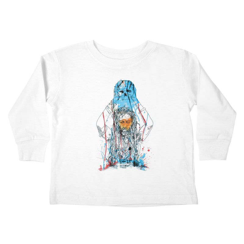 Alakh Kids Toddler Longsleeve T-Shirt by saksham's Artist Shop