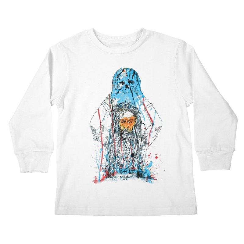 Alakh Kids Longsleeve T-Shirt by saksham's Artist Shop