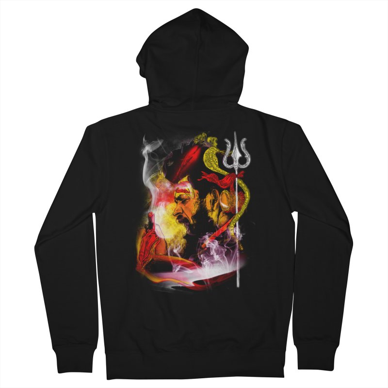 Malang Women's Zip-Up Hoody by saksham's Artist Shop