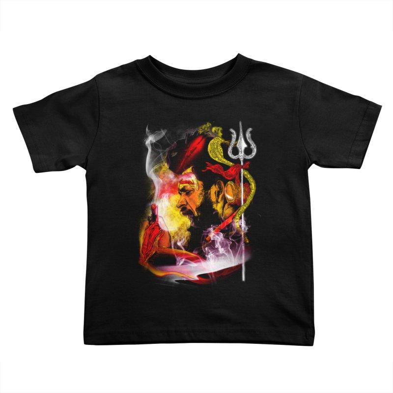 Malang Kids Toddler T-Shirt by saksham's Artist Shop