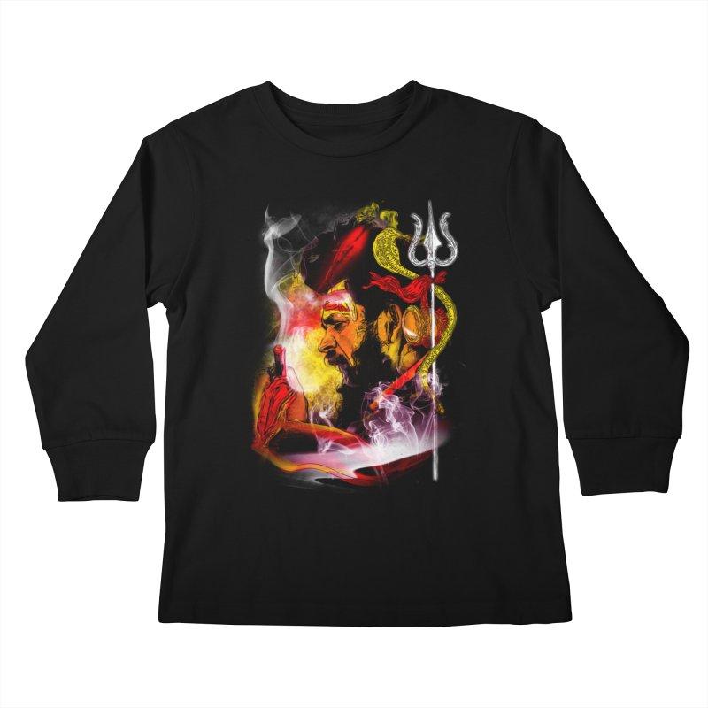 Malang Kids Longsleeve T-Shirt by Saksham Artist Shop