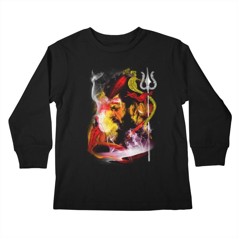 Malang Kids Longsleeve T-Shirt by saksham's Artist Shop