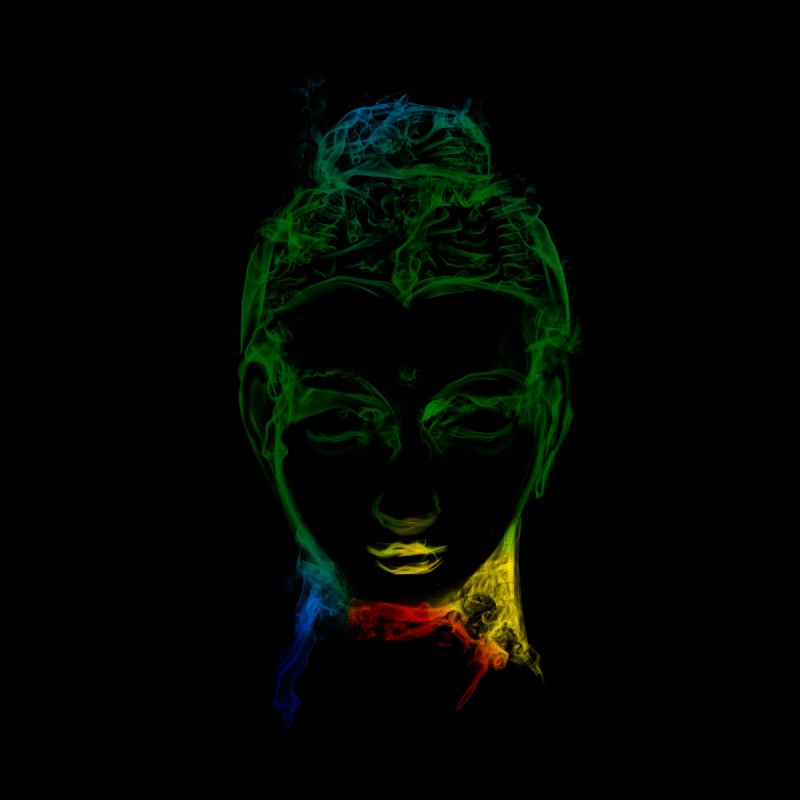 Buddha Light by saksham's Artist Shop