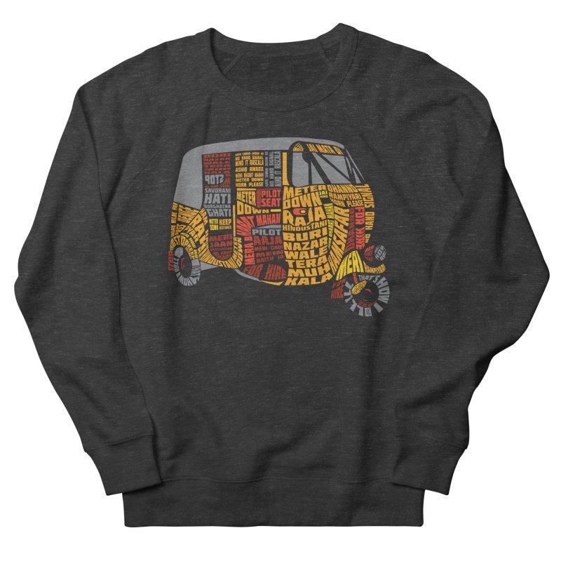 Indian Auto Typography Women's Sweatshirt by saksham's Artist Shop