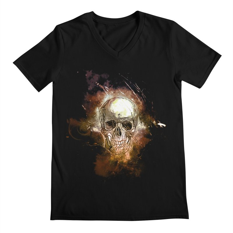 Metallic Skull   by saksham's Artist Shop