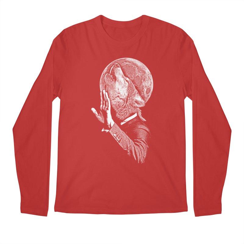 no paparazzi please Men's Regular Longsleeve T-Shirt by Saksham Artist Shop