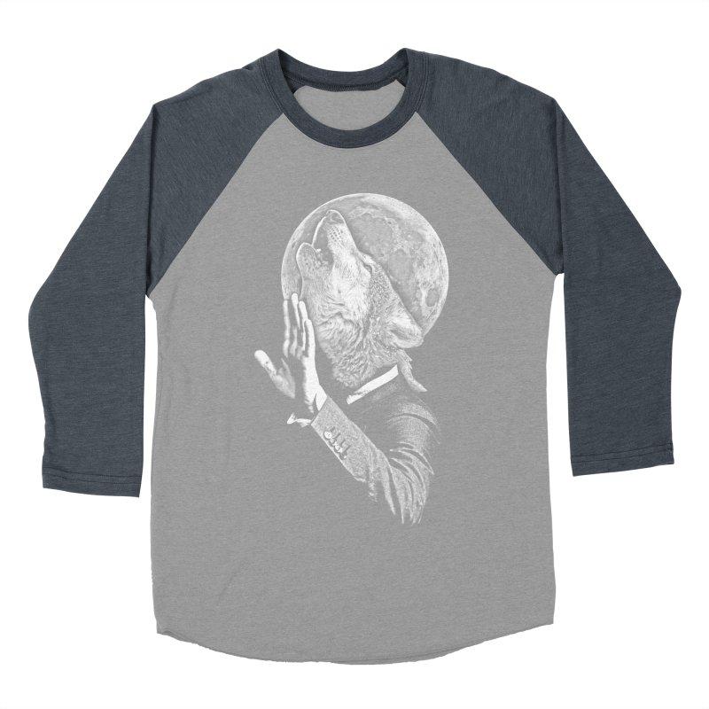 no paparazzi please Women's Baseball Triblend Longsleeve T-Shirt by Saksham Artist Shop