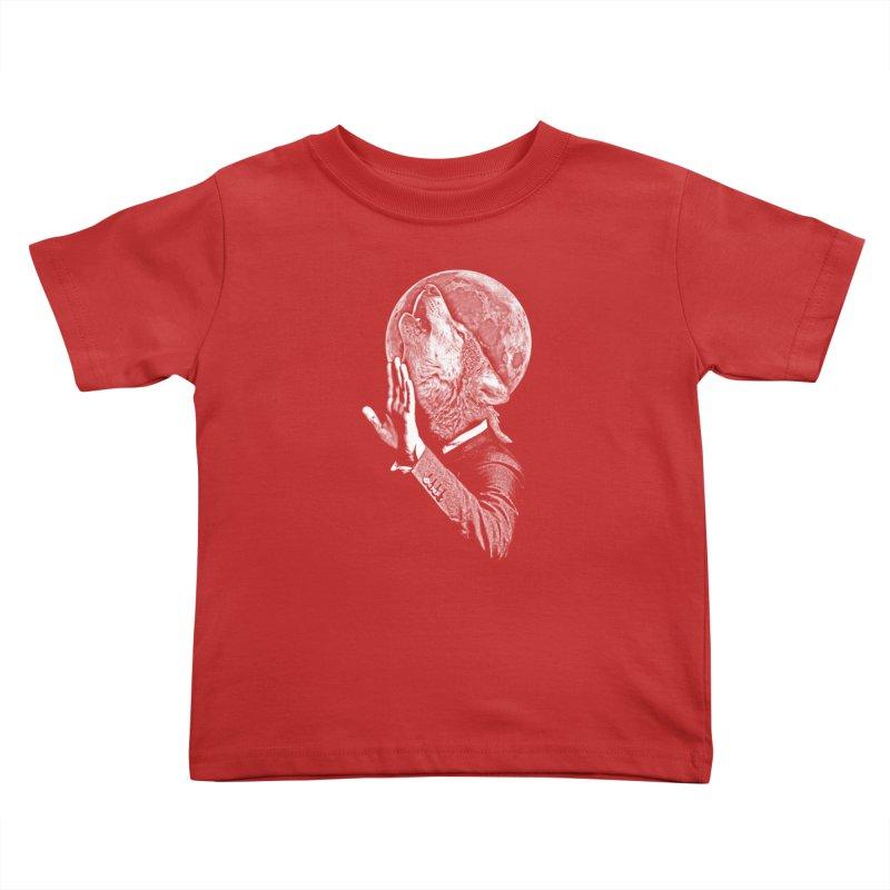 no paparazzi please Kids Toddler T-Shirt by Saksham Artist Shop
