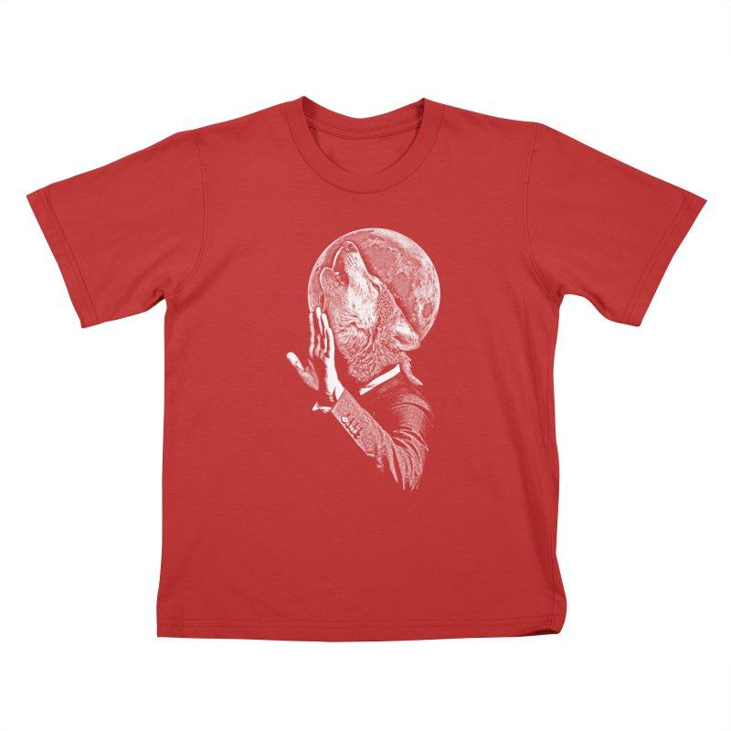 no paparazzi please Kids T-Shirt by Saksham Artist Shop