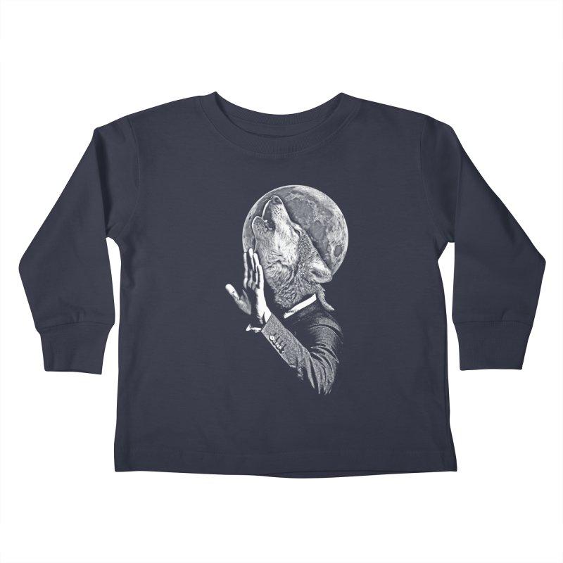 no paparazzi please Kids Toddler Longsleeve T-Shirt by Saksham Artist Shop