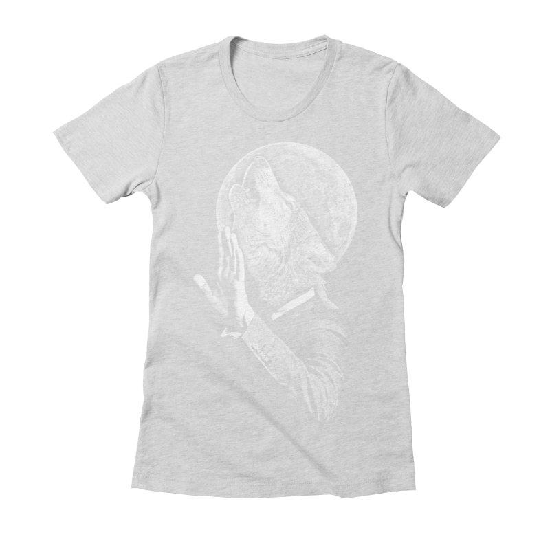 no paparazzi please Women's T-Shirt by Saksham Artist Shop