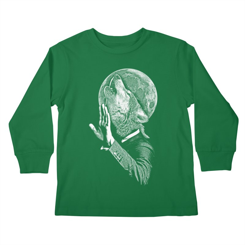 no paparazzi please Kids Longsleeve T-Shirt by Saksham Artist Shop