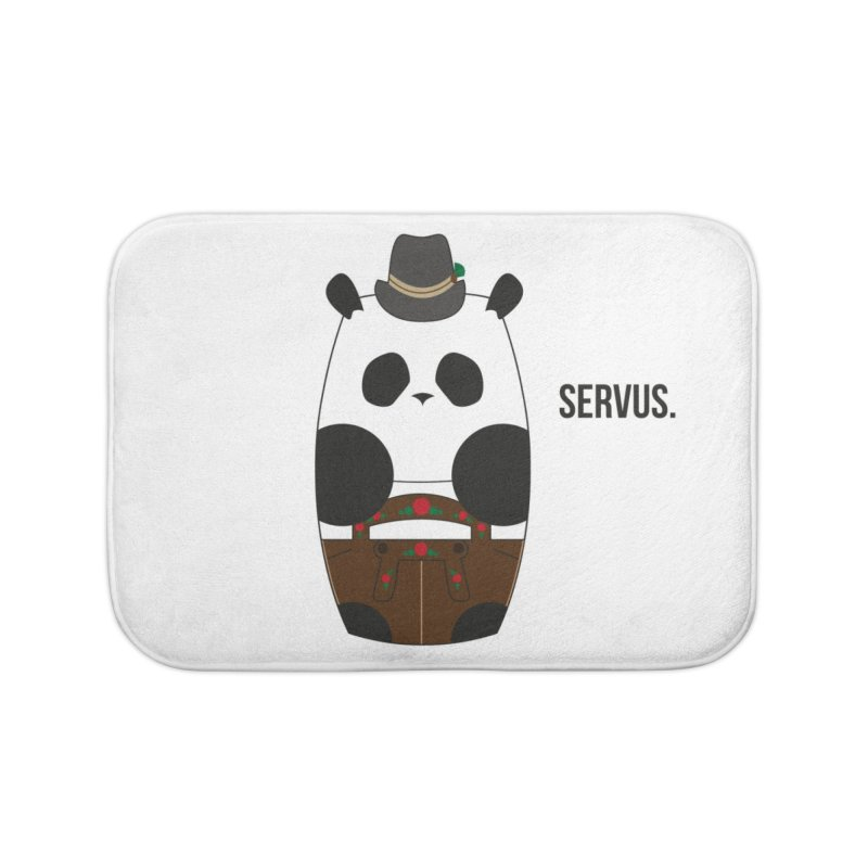 Culture Panda - Bavarian Home Bath Mat by Designs by sakubik