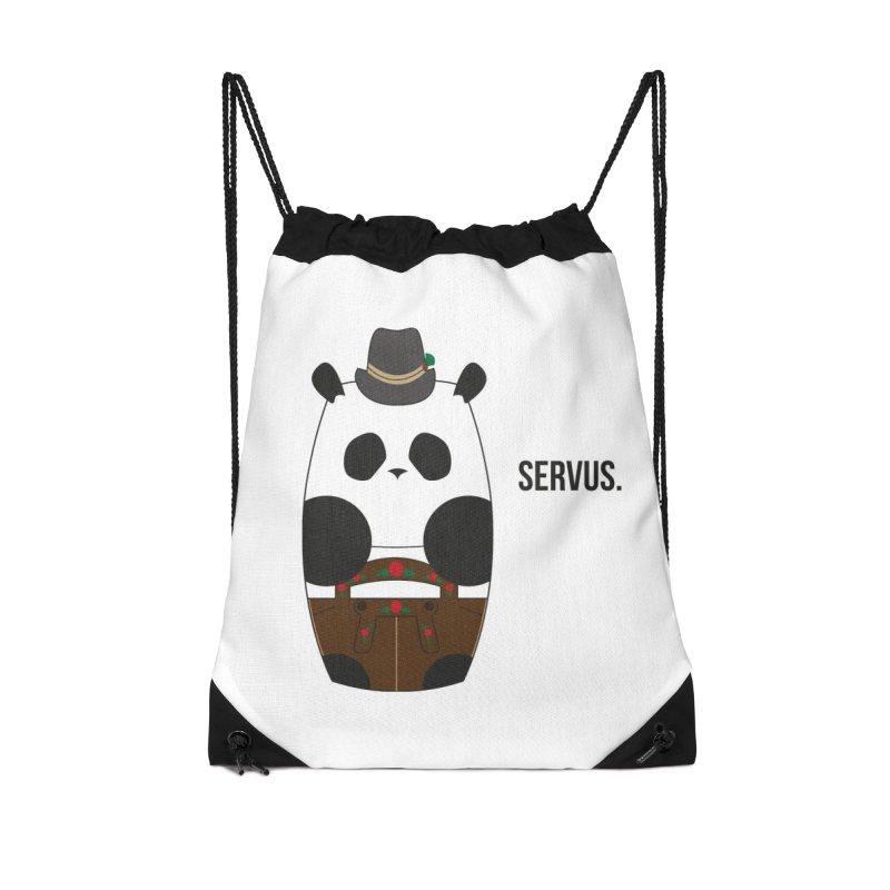 Culture Panda - Bavarian Accessories Bag by Designs by sakubik