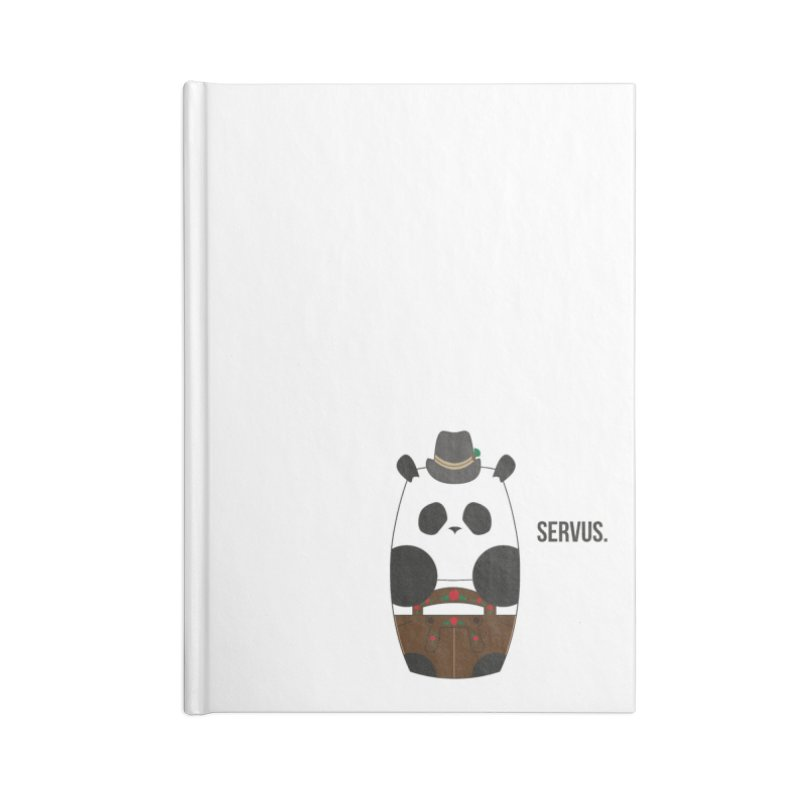 Culture Panda - Bavarian Accessories Notebook by Designs by sakubik