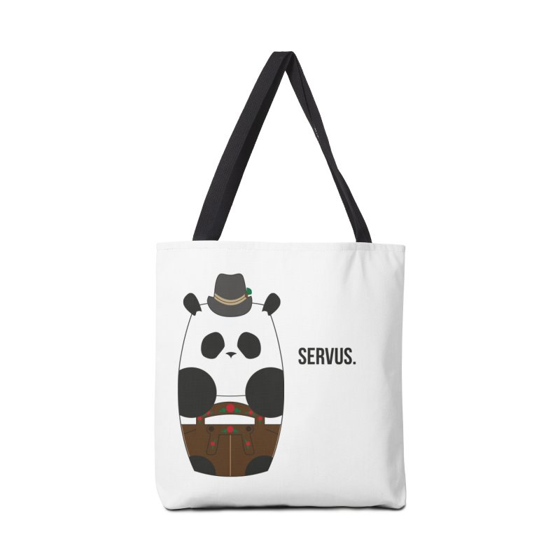 Culture Panda - Bavarian Accessories Bag by Designs by sakubik
