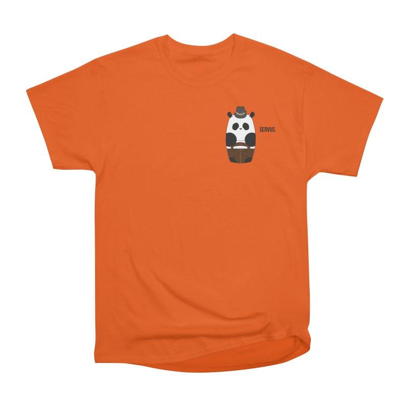 Culture Panda - Bavarian Men's Heavyweight T-Shirt by Designs by sakubik