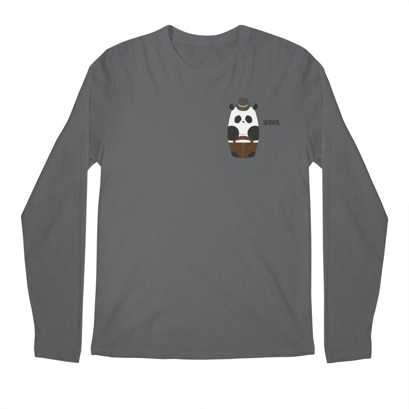 Culture Panda - Bavarian Men's Longsleeve T-Shirt by Designs by sakubik