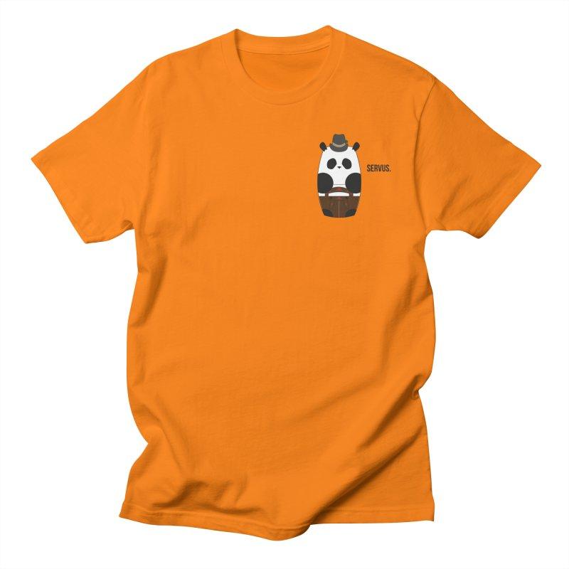 Culture Panda - Bavarian Men's Regular T-Shirt by Designs by sakubik