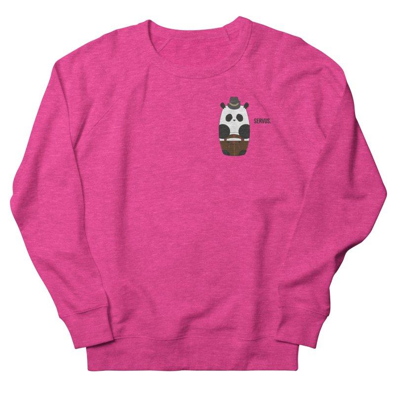 Culture Panda - Bavarian Men's French Terry Sweatshirt by Designs by sakubik
