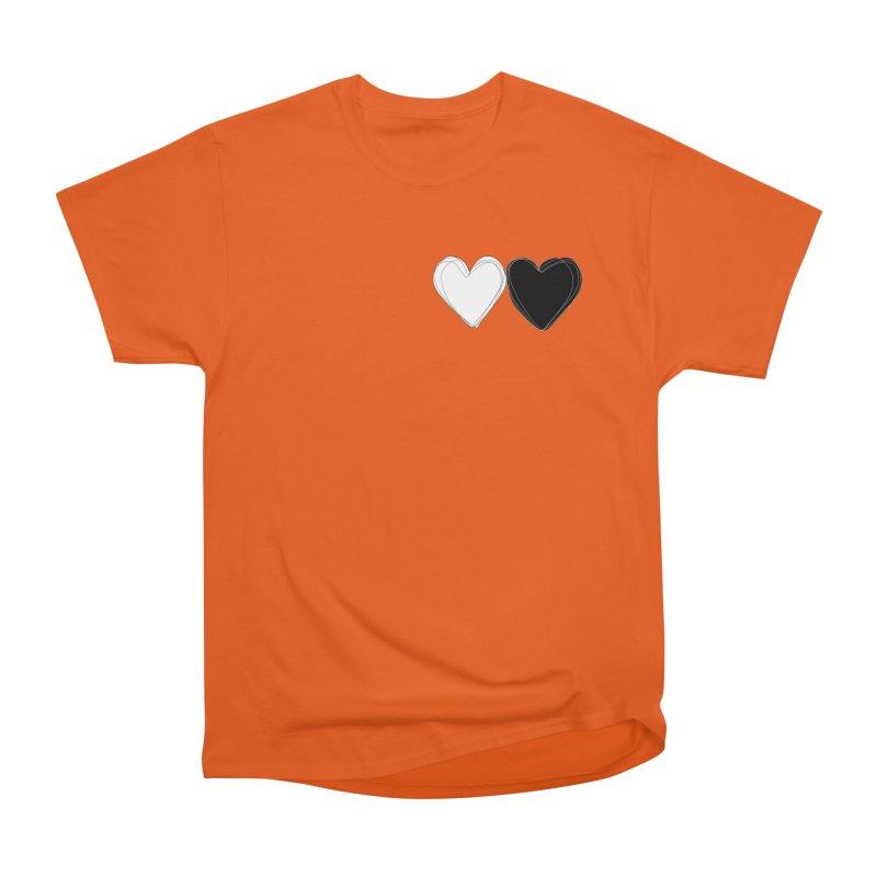 Hearts Women's T-Shirt by Designs by sakubik