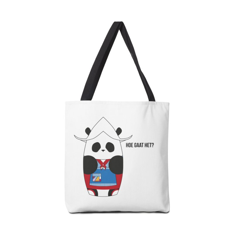Culture Panda - Netherlands Accessories Bag by Designs by sakubik