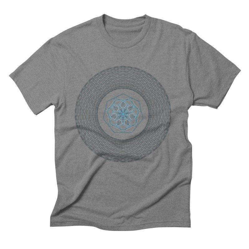 7x7 Ties in 7x7 Time Men's Triblend T-shirt by saldjami's Artist Shop