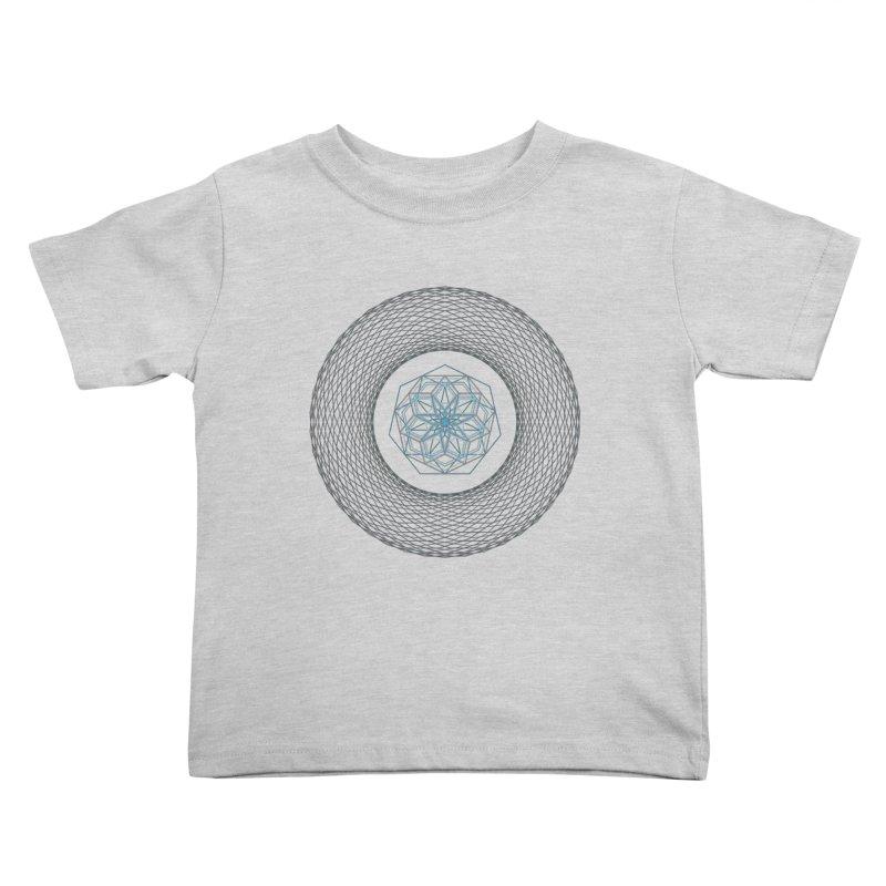 7x7 Ties in 7x7 Time Kids Toddler T-Shirt by saldjami's Artist Shop