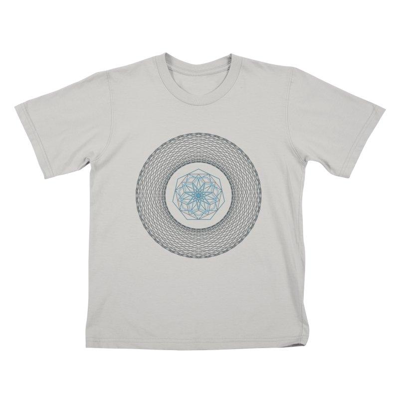 7x7 Ties in 7x7 Time Kids T-Shirt by saldjami's Artist Shop