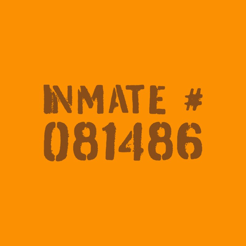 Inmate Number by Official Sally Face Merch