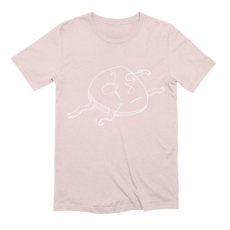 Sal's Mask Men's Extra Soft T-Shirt by Official Sally Face Merch