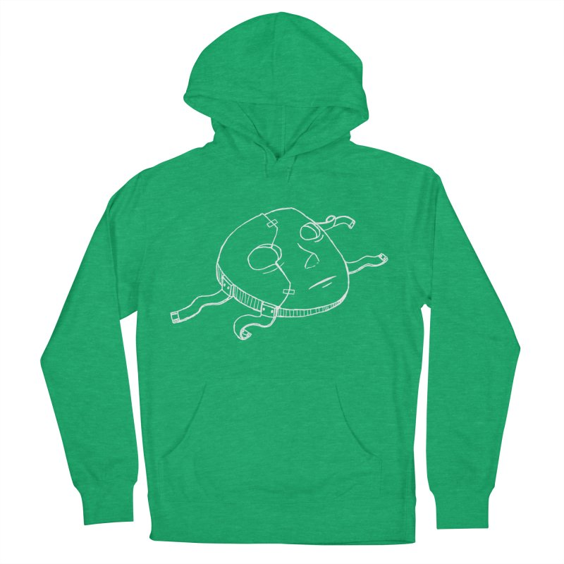Sal's Mask Men's French Terry Pullover Hoody by Official Sally Face Merch