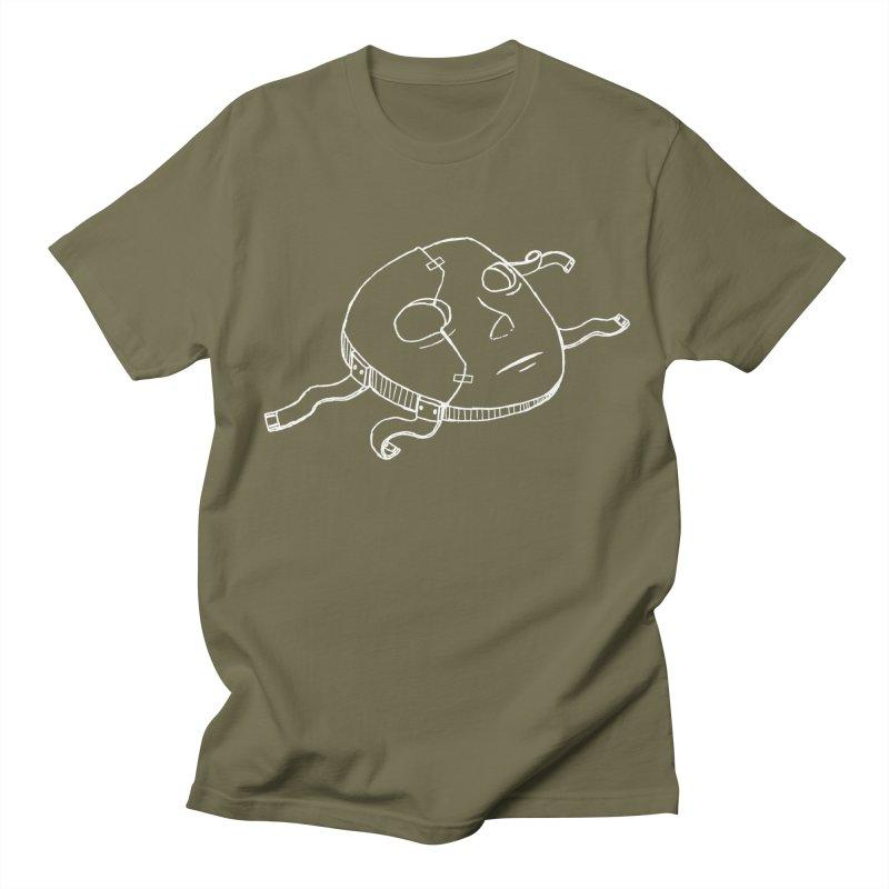 Sal's Mask Men's Regular T-Shirt by Official Sally Face Merch