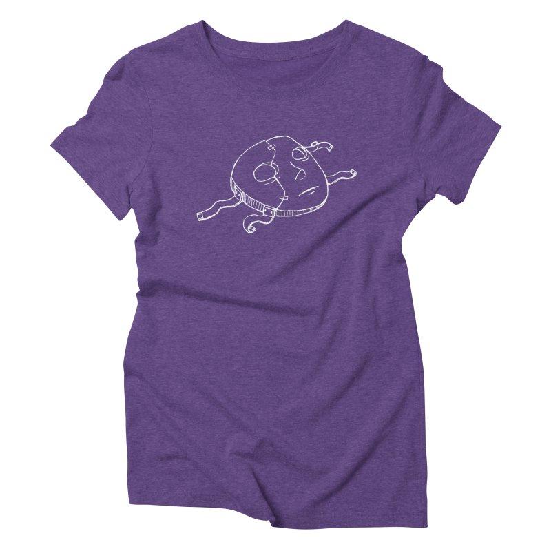 Sal's Mask Women's Triblend T-Shirt by Official Sally Face Merch