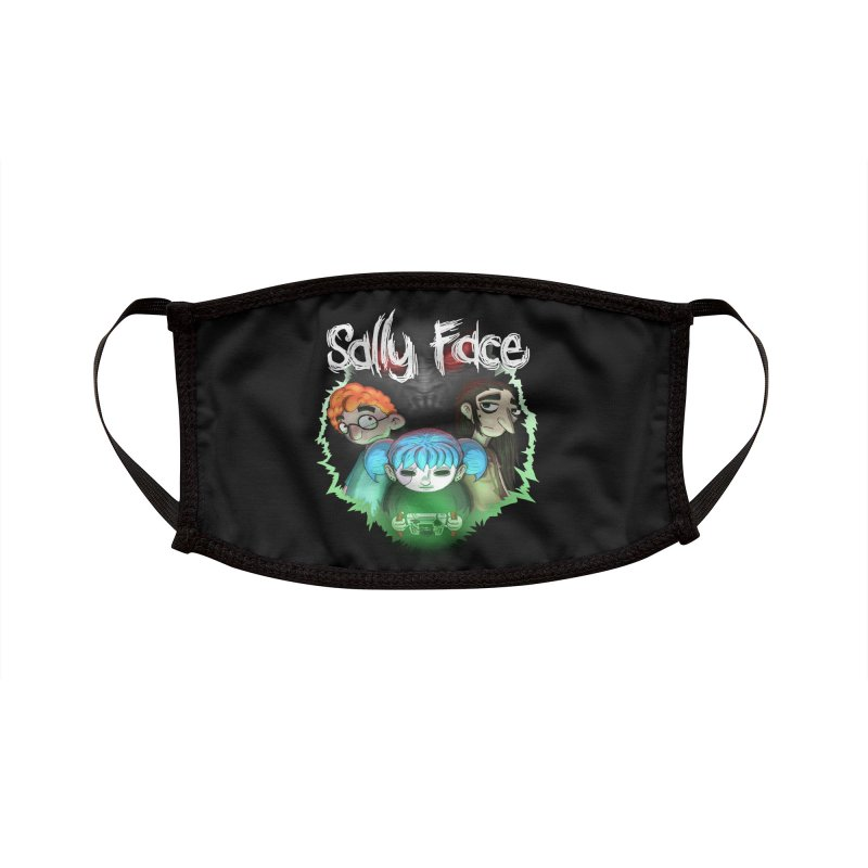 The Wretched Accessories Face Mask by Sally Face Shop