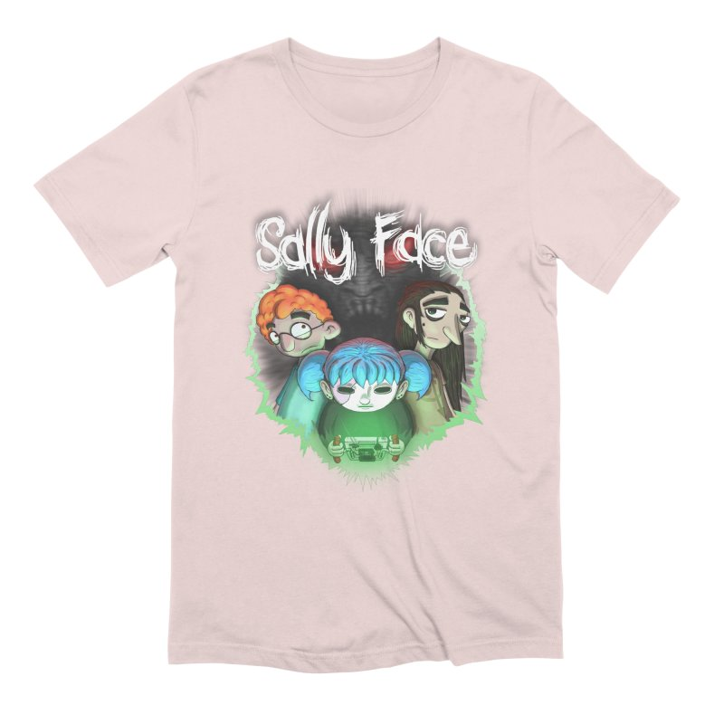 The Wretched Men's Extra Soft T-Shirt by Official Sally Face Merch