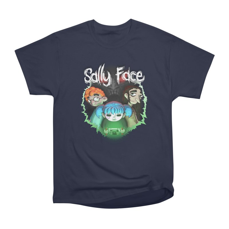 The Wretched Women's Heavyweight Unisex T-Shirt by Official Sally Face Merch