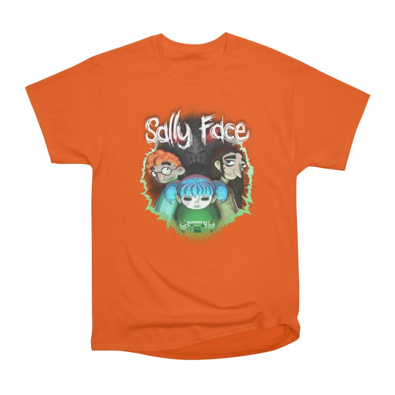 The Wretched Women's T-Shirt by Official Sally Face Merch