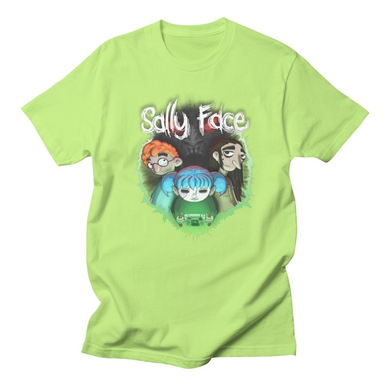 The Wretched Women's Regular Unisex T-Shirt by Official Sally Face Merch